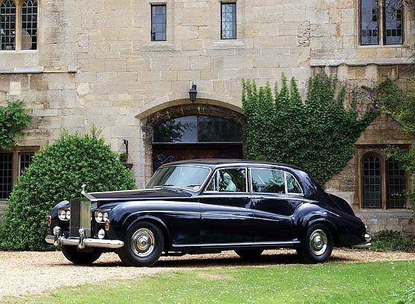 Rolls-Royce Phantom Saloon by James Young (V) '1959–68