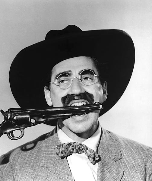 Marx Brothers (Go West) 2