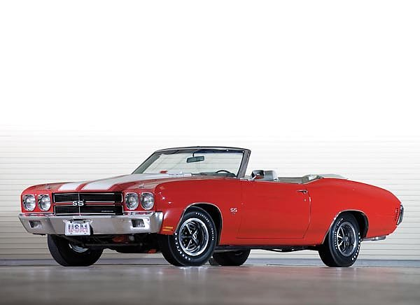 Chevrolet Chevelle SS 396 Convertible '1970