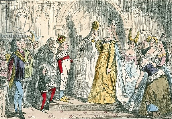 Marriage of Henry the Sixth and Margaret of Anjou
