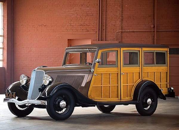 Ford V8 Station Wagon '1933