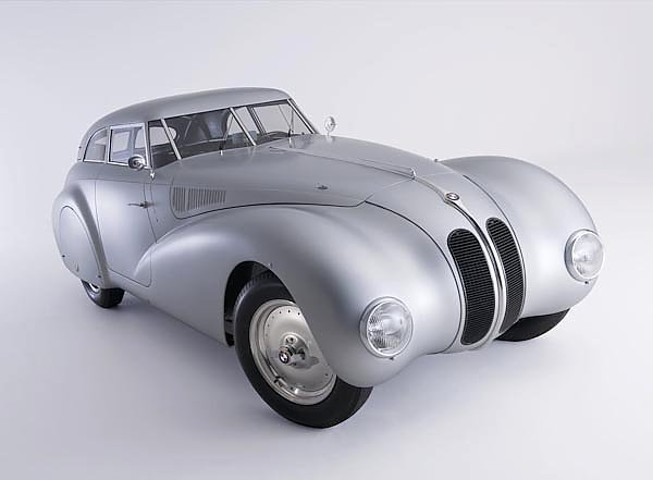 BMW 328 Kamm Coupe '1940