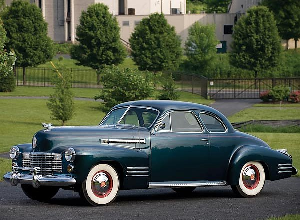 Cadillac Sixty-Two Coupe '1941