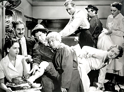 Постер Marx Brothers (A Night At The Opera) 2