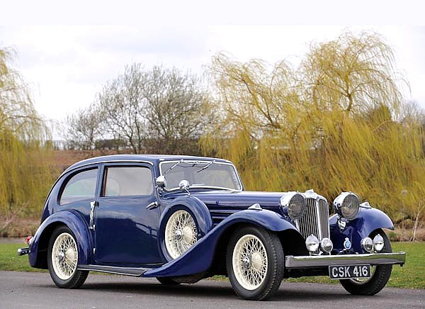 SS 2 Airline Coupe '1935–36
