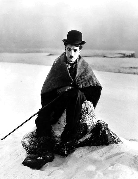 Chaplin, Charlie (Gold Rush, The) 5
