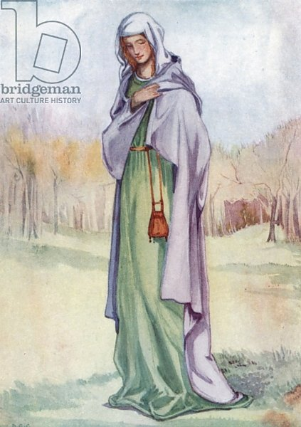 A Woman of the Time of Henry III 1216-1272