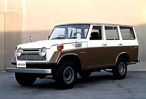 Toyota Land Cruiser 50 AU-spec (FJ56V) '1975–79