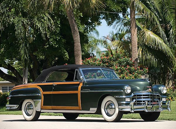Chrysler Town&Country Convertible '1949