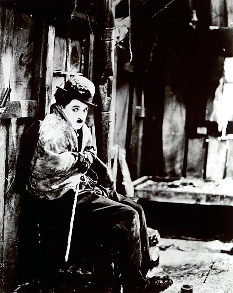 Chaplin, Charlie (Gold Rush, The) 6