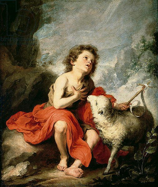 St. John the Baptist as a Child, c.1665
