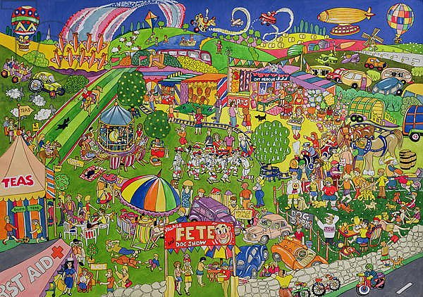 The Summer Fete, 1999