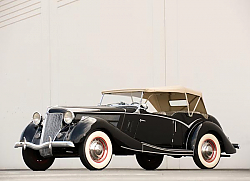 Постер Jensen-Ford Tourer '1936–40
