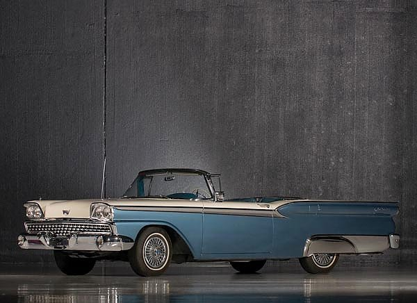 Ford Galaxie Skyliner '1959