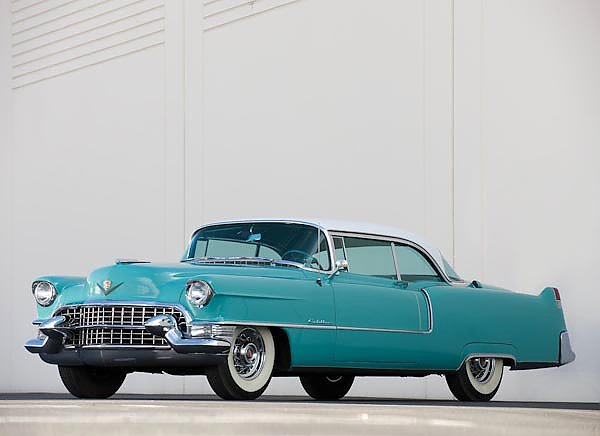 Cadillac Sixty-Two Coupe DeVille '1955