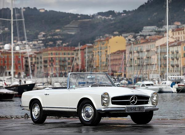 Mercedes-Benz 230SL (W113) '1963–67