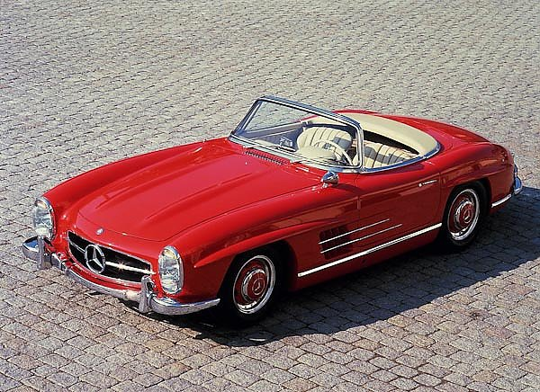 Mercedes-Benz 300SL (R198) '1957–63