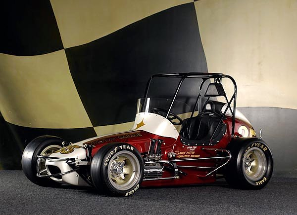 Edmunds Midget Race Car '1976