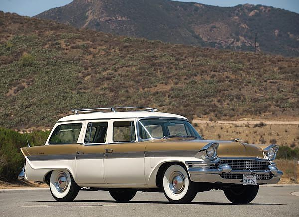Packard Clipper Country Sedan Station Wagon '1957