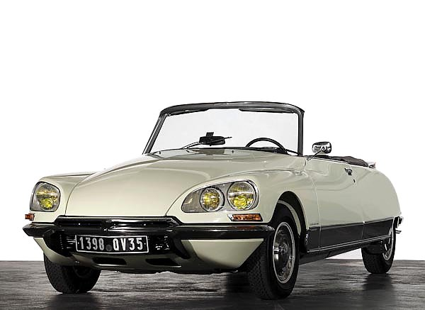 Citro?n DS 23 Cabriolet by Chapron '1973