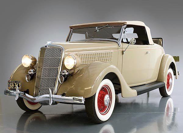 Ford Deluxe Roadster (48) '1935