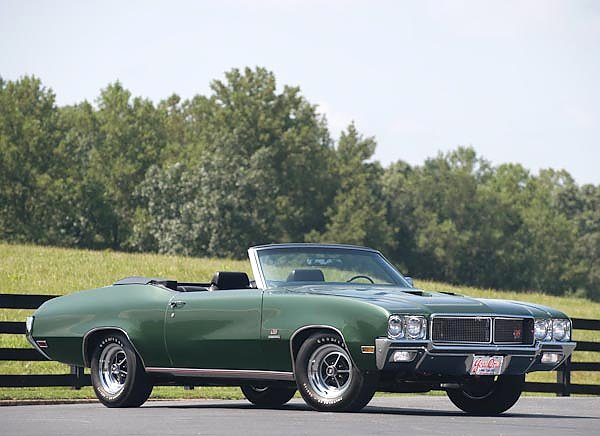Buick GS Stage 1 Convertible '1970