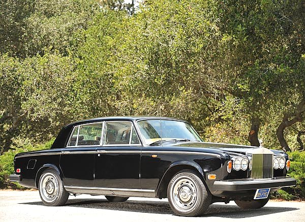 Постер Rolls-Royce Silver Shadow (I) '1966–76