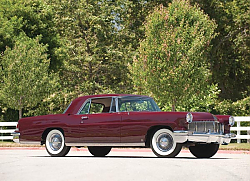 Постер Lincoln Continental Mark II '1956–57