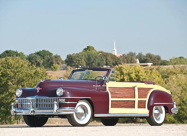 Chrysler Town&Country Convertible '1946