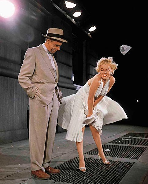 Monroe, Marilyn (Seven Year Itch, The) 6