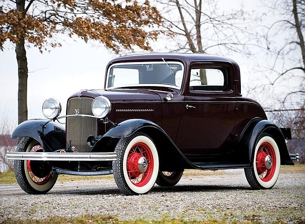 Ford V8 DeLuxe Coupe '1932