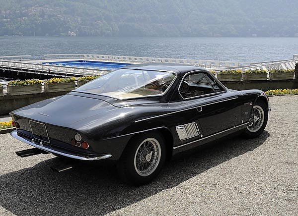 ATS 2500 GT Scaglione&Allemano Coupe '1963