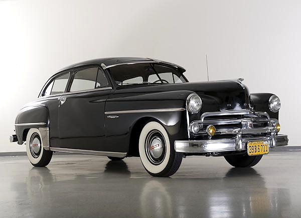 Dodge Wayfarer Two-Door Sedan '1950