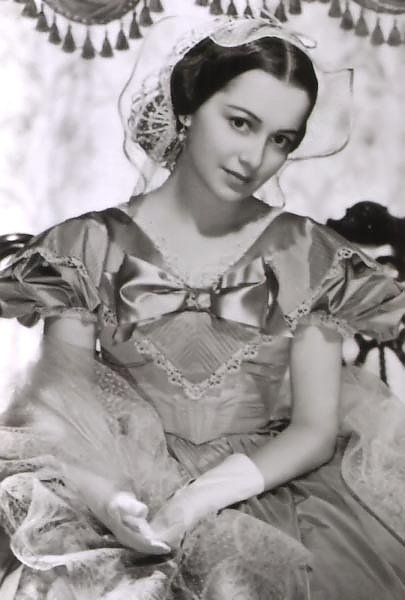 De Havilland, Olivia (Gone With The Wind)