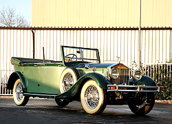 Постер Rolls-Royce Phantom 40 50 Cabriolet Hunting Car (II) '1929