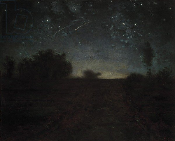 Starry Night, c.1850-65