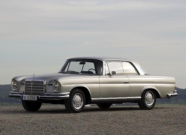 Mercedes-Benz 220SE Coupe (W111-W112) '1961–65