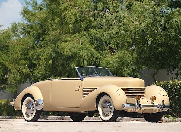 Cord 812 SC Convertible Coupe '1937