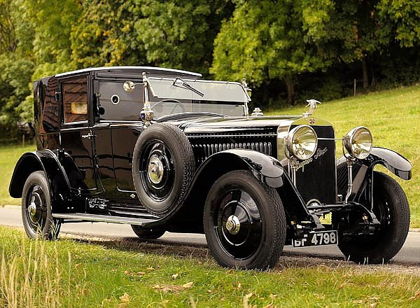 Hispano-Suiza H6B Coupe DeVille by Kellner '1924