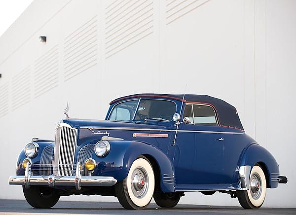 Packard 120 Convertible Coupe '1941
