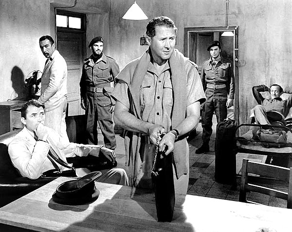 Peck, Gregory (Guns Of Navarone, The) 2