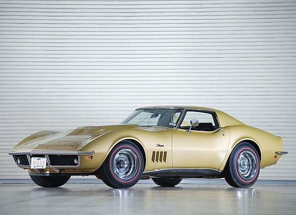 Corvette Stingray L88 427 ''Automatically Yours'' Coupe (C3) '1969