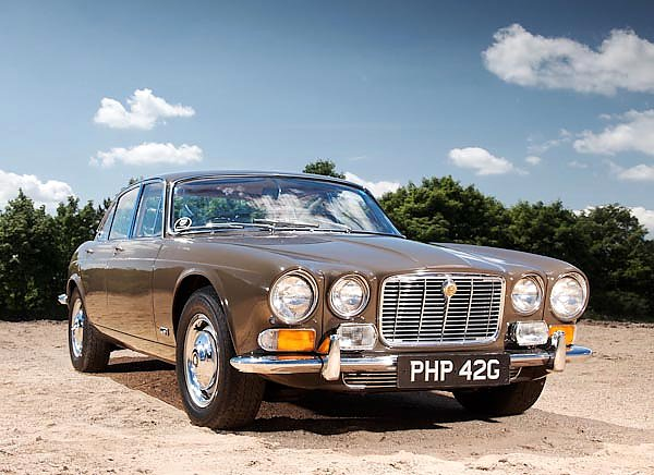 Jaguar XJ6 (Series I) '1968–73