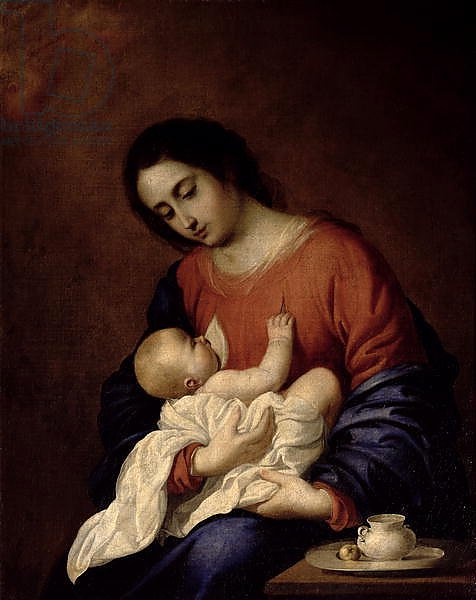 Virgin and Child, 1658