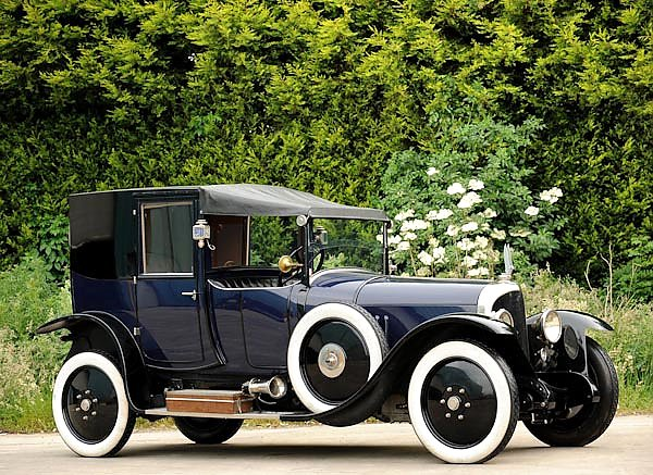 Voisin C1 Presidential Coupe '1921