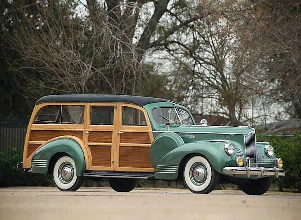 Packard 120 Deluxe Station Wagon '1941