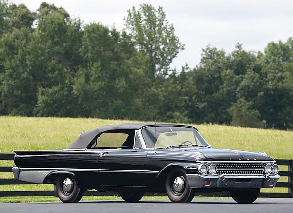 Ford Galaxie XL 401 Sunliner Convertible '1961