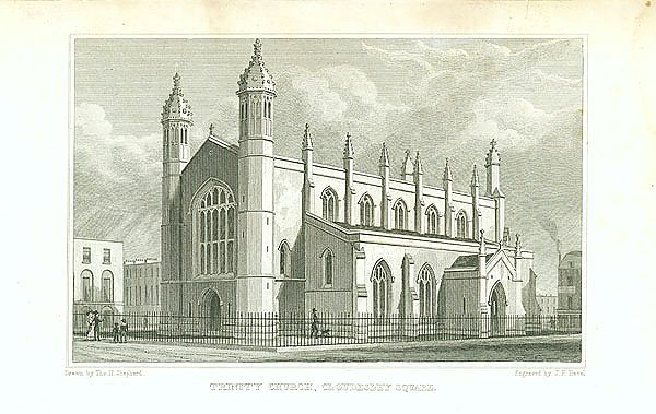 Trinity Church, Cloudesley Square