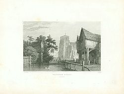 Постер Waltham Abbey, Essex