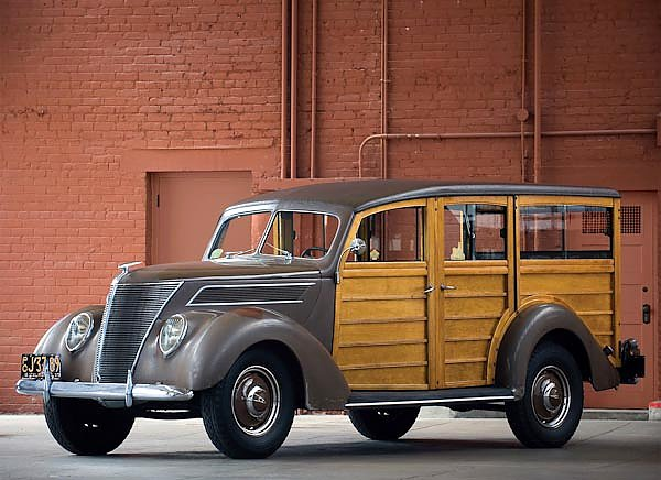 Ford Deluxe Station Wagon '1937